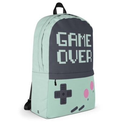 sac à dos game over