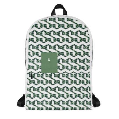 sac à dos avec motif camouflage dans un s